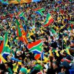 FIFA World Cup 2010, Soccer City, South Africa, Bafana Bafana, Mexico, 11 June 2010