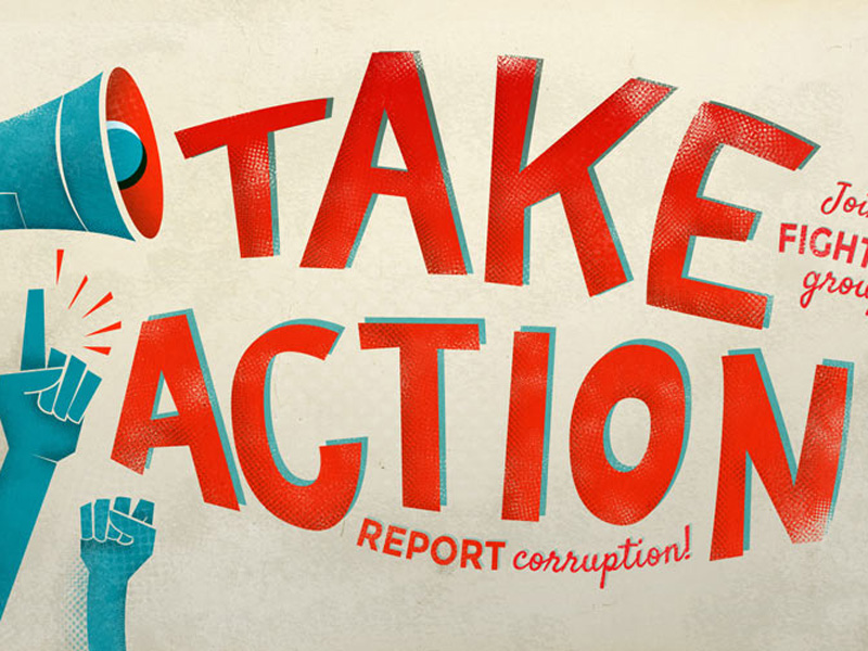 Anti Corruption Images govt's anti-corruption hotline