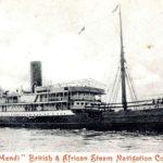 SS Mendi ship history