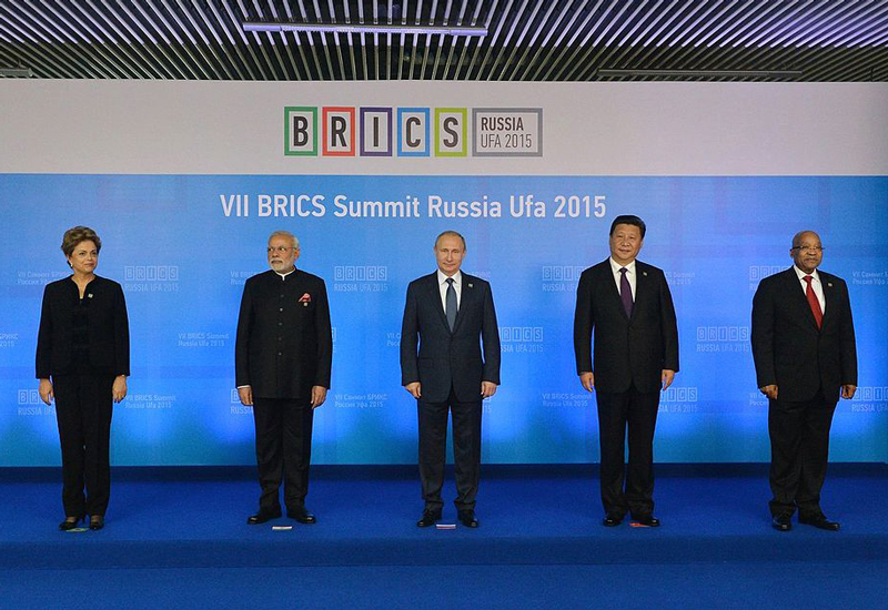 BRICS leaders