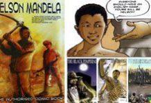 Nelson Mandela: comic book hero