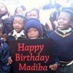 Mandela's best birthday gift ever