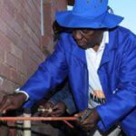 Ramaphosa spreads Madiba cheer at hospital