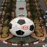 World record for SA's BIG football