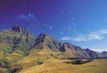Le patrimoine mondial en Afrique du Sud