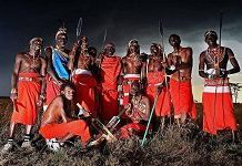 Maasai cricket team want to knock rhino poaching for a six