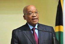 President Zuma's new Cabinet