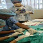 South African doctor makes skin graft breakthrough
