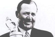 Bobby Locke: SA's first golf great