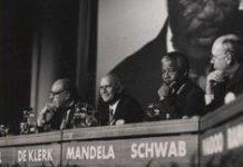 SA at Davos: 20 years after Mandela