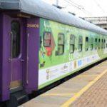 'Climate Train' heads for Durban