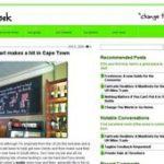 SA winemaker's blog of success