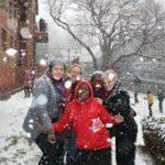 Widespread snowfall across South Africa
