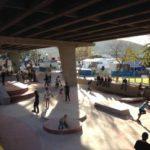 Cape Town opens 'transformative' skate park