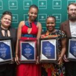 Awards honour four young SA creatives