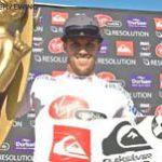 Weare wins Quiksilver Pro Durban