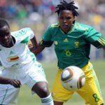 Banyana held to draw by Zimbabwe