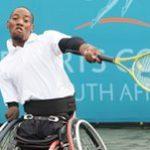 Wheelchair stars shine at SA Open