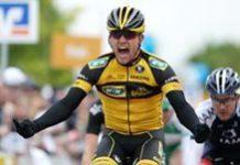 Ciolek wins stage