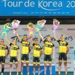 Team win for MTN-Qhubeka in Korea