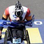 Van Dyk wins 10th Boston Marathon title