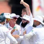 Proteas back to No. 1 with test series win
