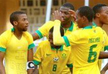 Amajimbos defeat Nigeria to make CAF Youth final