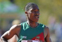 Semenya victorious at South African championships