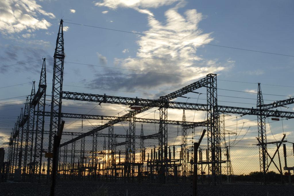 Eskom power supply