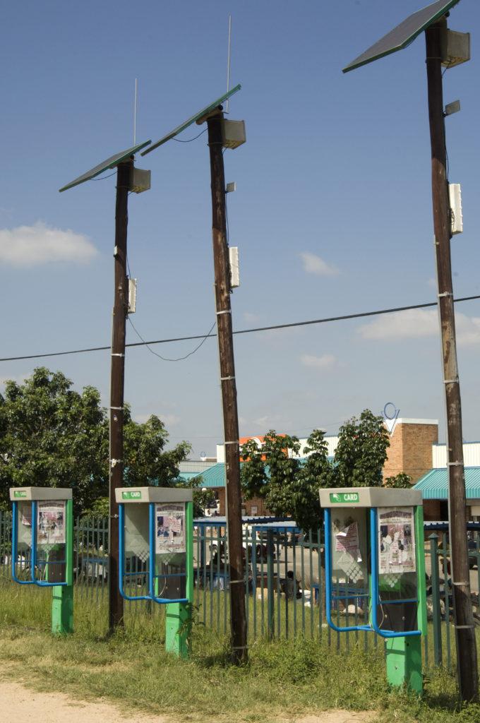 Hoedspruit, Limpopo province: Solar panels