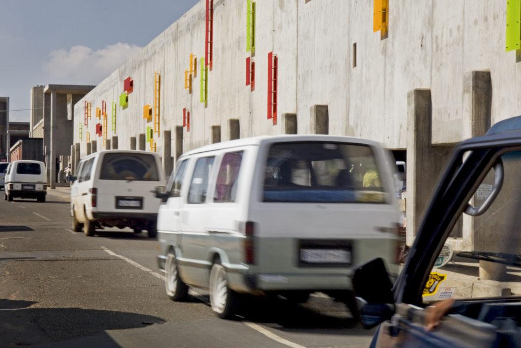 Bara taxi rank - Soweto, Johannesburg