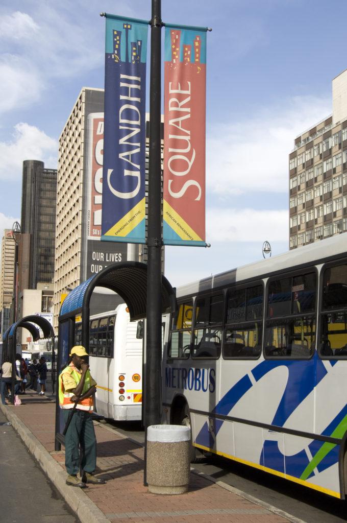 Ghandi Square, Johannesburg