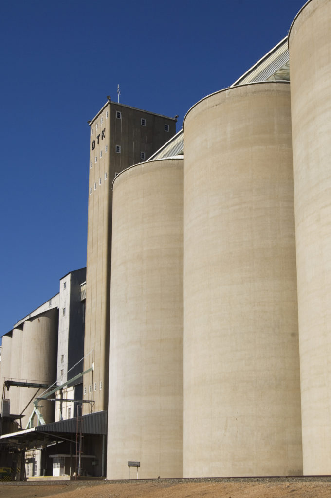 Grain Silos - Balfour, Mpumalanga