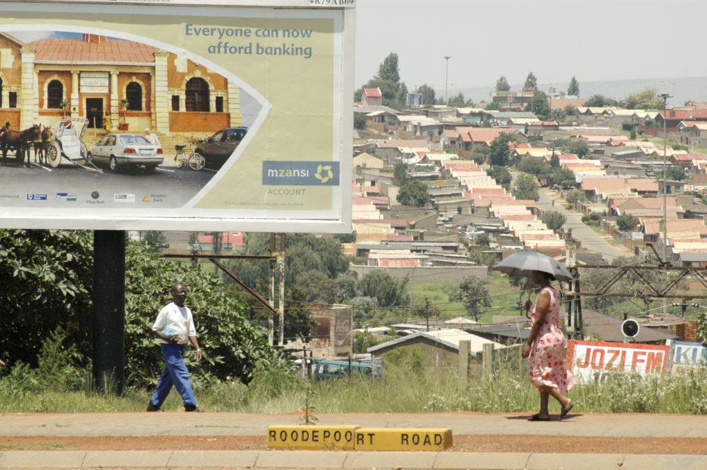 Johannesburg, Gauteng province: Dobonsonville, Soweto.
