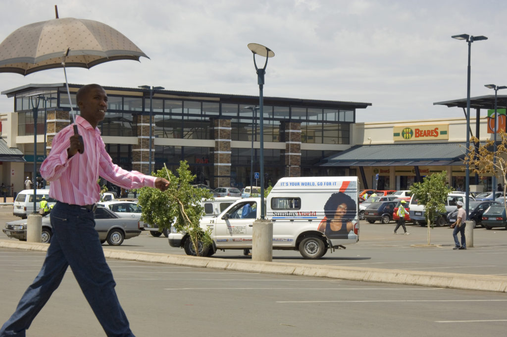 Jabulani Mall - Soweto Johannesburg.