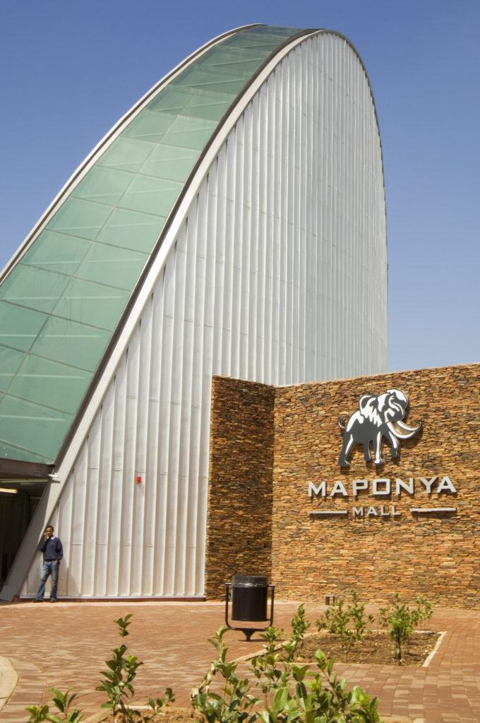 Johannesburg, Gauteng province: Maponya Mall