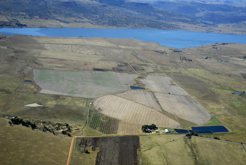 Mpumalanga province: The Kwena Dam, near Lydenburg