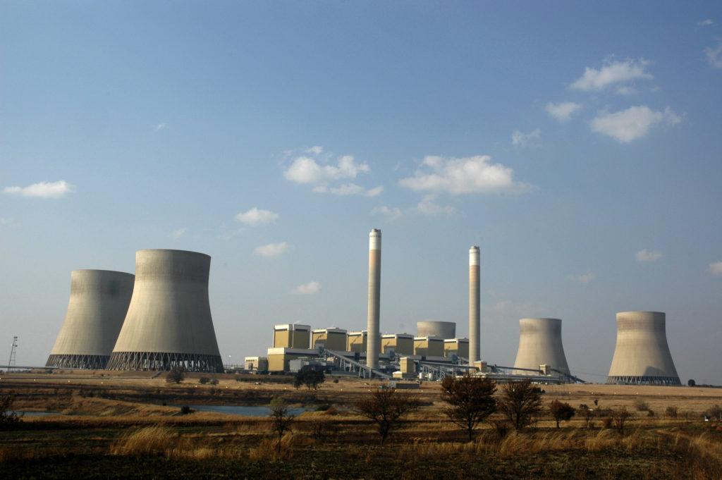 Mpumalanga province: The Kendal Power Station