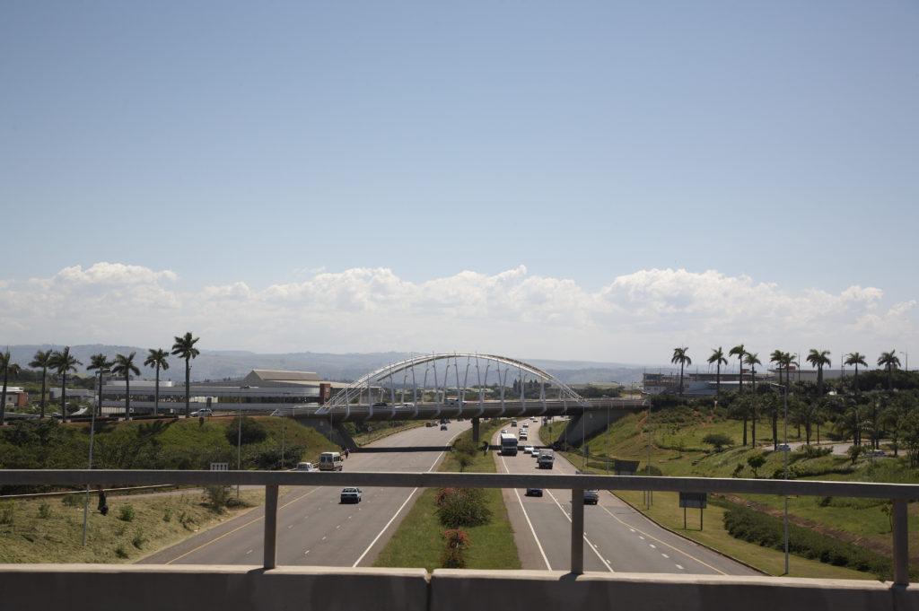 La Lucia area, KwaZulu-Natal province