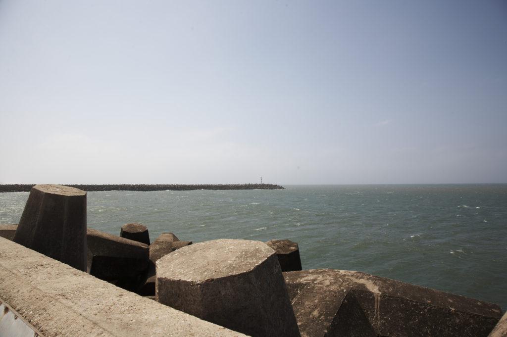 Dolosse, Richards Bay Harbour, KwaZulu-Natal