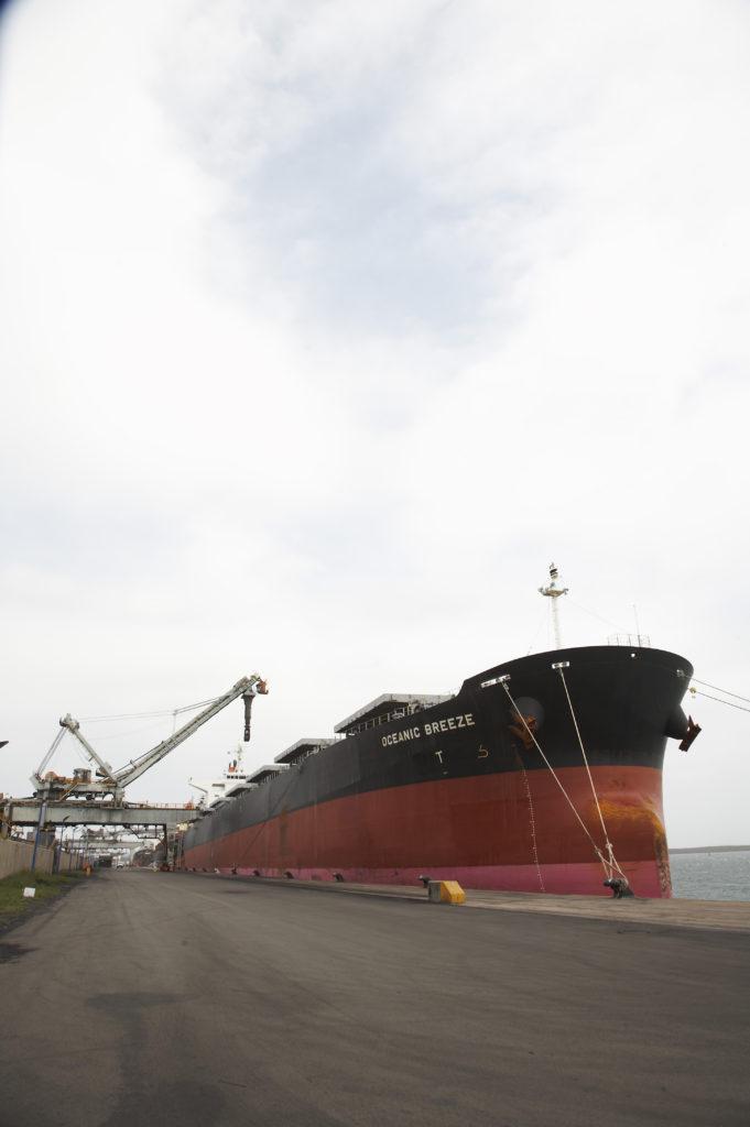 Coal Export Harbour, Richards Bay Harbour, KwaZulu-Natal