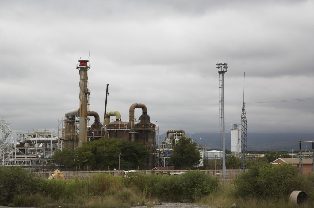 Aluminium Smelter, AngloPlat, Rustenburg