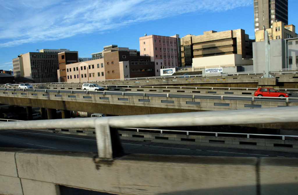 Port Elizabeth, Eastern Cape: The city's extensive system of highways