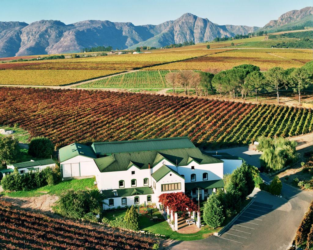 Avontuur Wine Estate near Stellenbosch