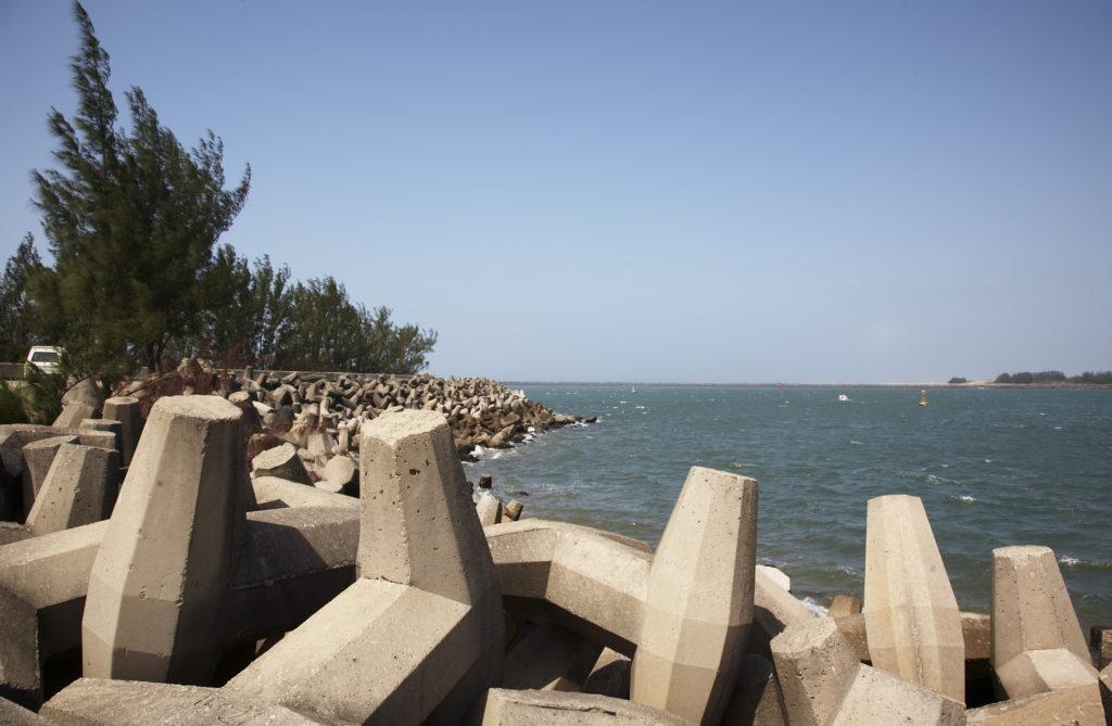 Dolosse, Richards Bay Harbour, Kwa-Zulu Natal