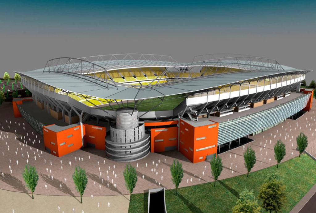 Peter Mokaba Stadium, Polokwane, Limpopo province