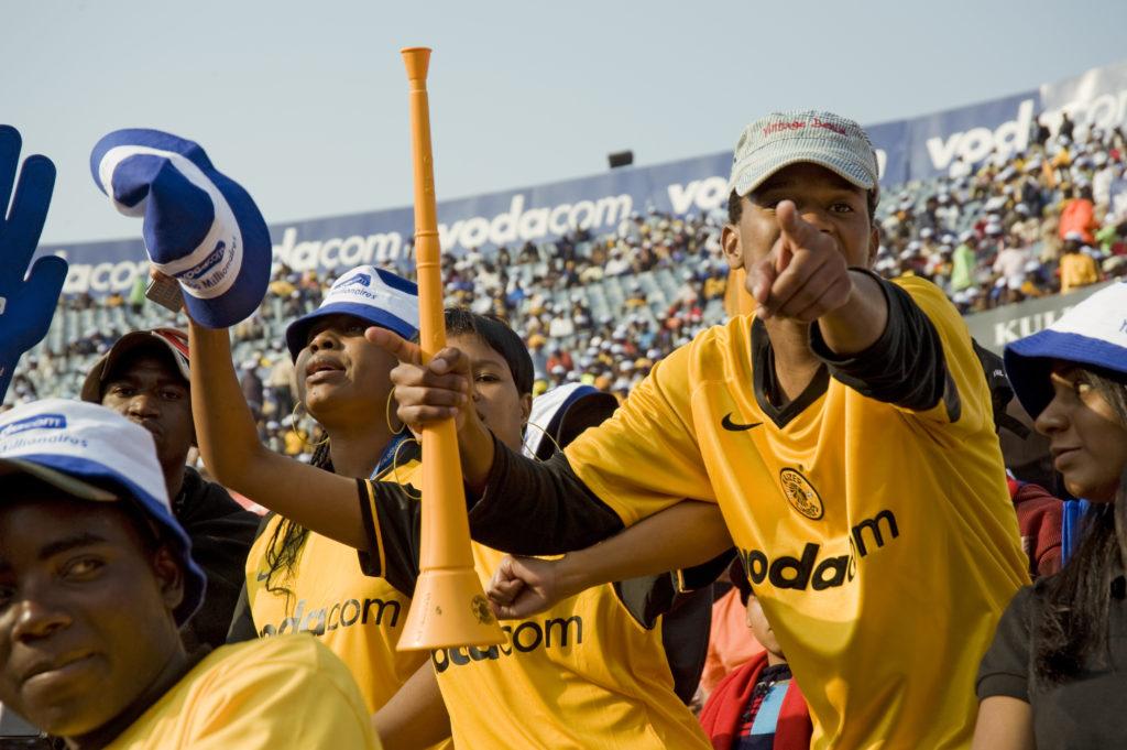 Soccer Vodacom Challenge final - Manchester United vs. Kaizer Chiefs