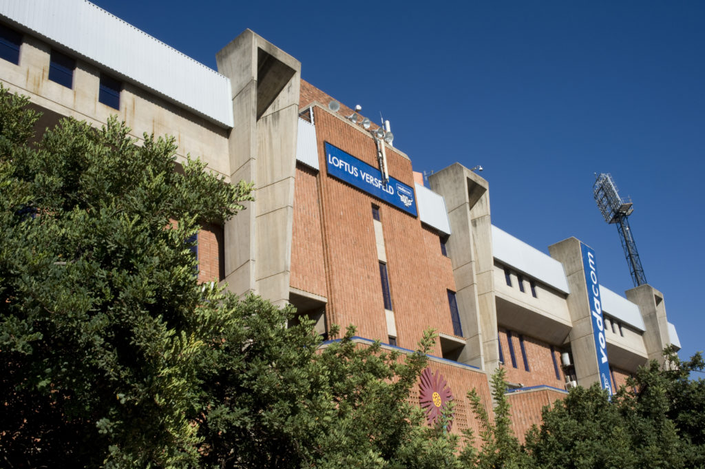 Loftus Versfeld, Pretoria, Gauteng province