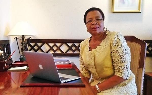 The Elders Graca Machel