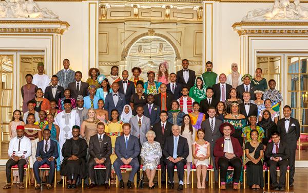 Queens young leaders 2016